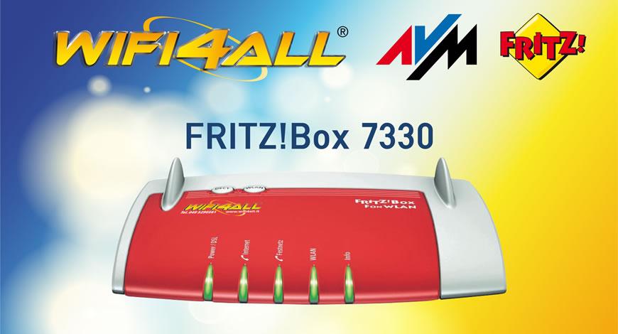 Scegli un router ultraveloce fritz box wifi4all - Fritzbox 7330 login ...